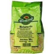 Barnarizs hosszú szemű bio, Biopont