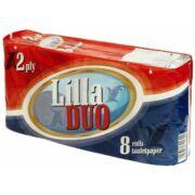 Öko WC papír, Lilla duo (8 db)