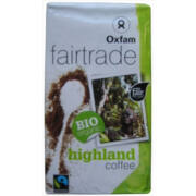 Fair Trade kávé, Oxfam