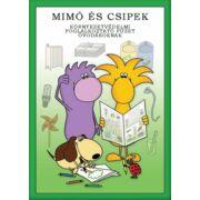Mimó és Csipek foglalkoztató füzet
