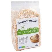 Amarant puffasztott, GreenMark
