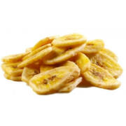 Aszalt banán, Natúr-nasi