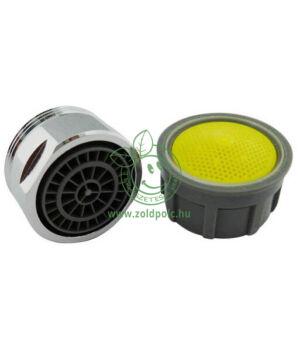 Víztakarékos perlátor fémgyűrűvel (külső,4liter)