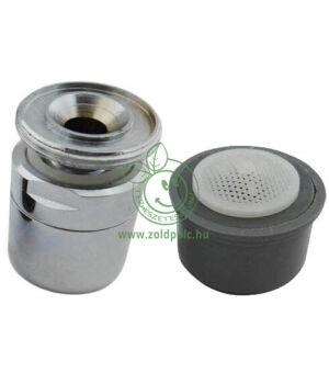 Víztakarékos gömbcsuklós perlátor (külső,3liter)