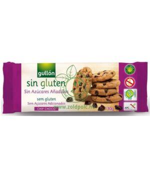 Diabetikus, gluténmentes cookie, Gullon