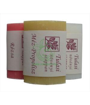Tulasi növényi szappan (ibolya)