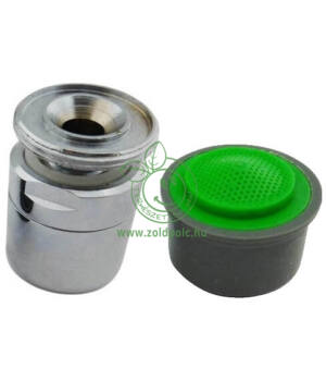 Víztakarékos gömbcsuklós perlátor (külső,2liter)