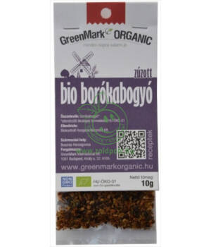 Fűszer bio, GreenMark (Borókabogyó)