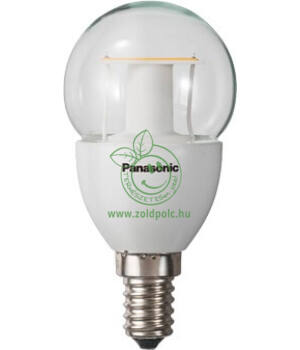 LED izzó Gömb, Panasonic (5W,E14)