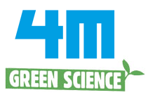 4M Green Science logo