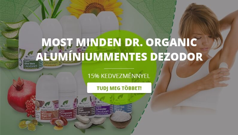 Dr. Organic deo