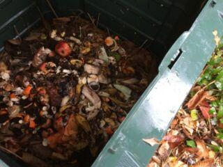 komposztálás házilag